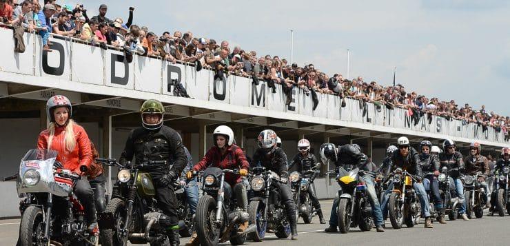 Café Racer Festival Montlhéry