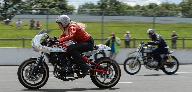 4. Café Racer Festival Montlhéry