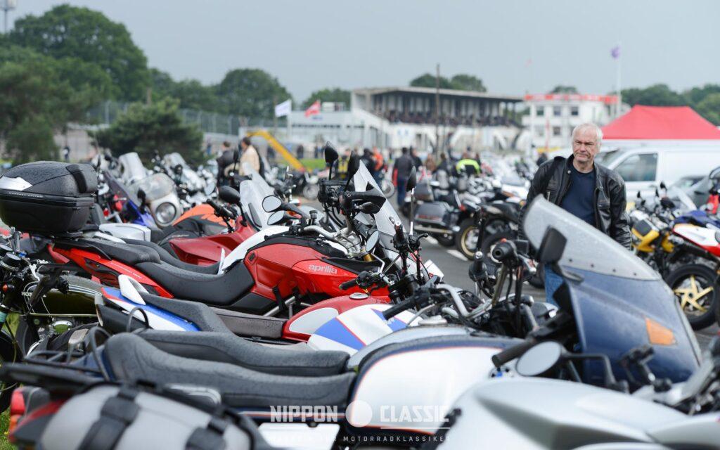 Zehntausend Besucher kamen zum Café Racer Festival