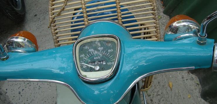 Honda C65