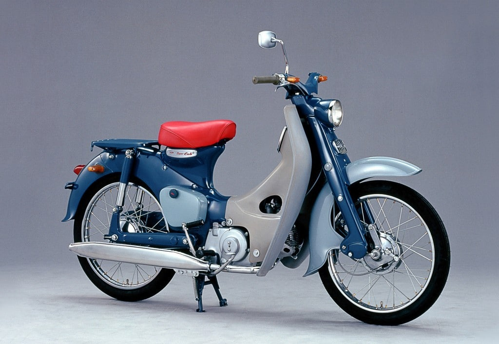 Honda Super Cub C100
