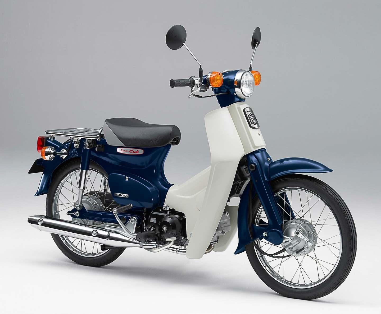 Das Millionen-Ding – Honda Super Cub C100