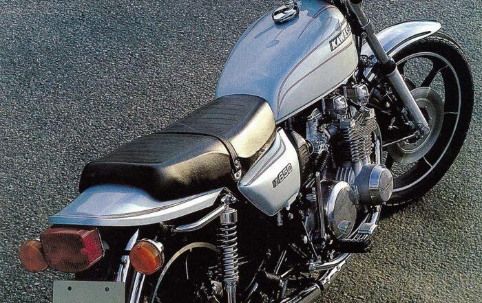 Prospekt Kawasaki Z650C