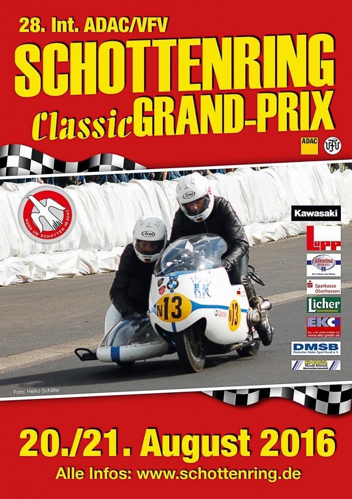 28. Schottenring Classic Grand-Prix 2016