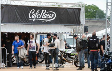 Café Racer Festival: Veranstalter ist das gleichnamige Magazin