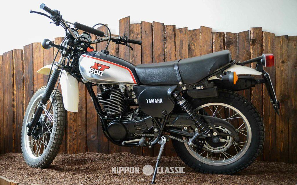 Der Yamaha XT500 widmen wir eine Sonderseite
