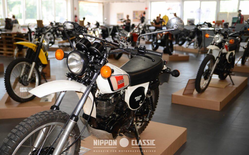 2021 feiert die Yamaha XT500 ihren 45. Geburtstag