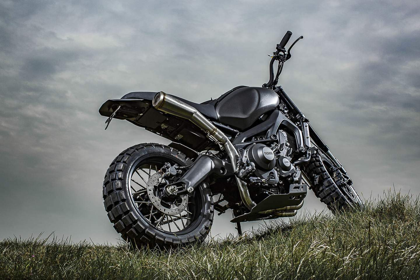 XSR900 Monkeebeast Von Wrenchmonkees Foto Photos Ad