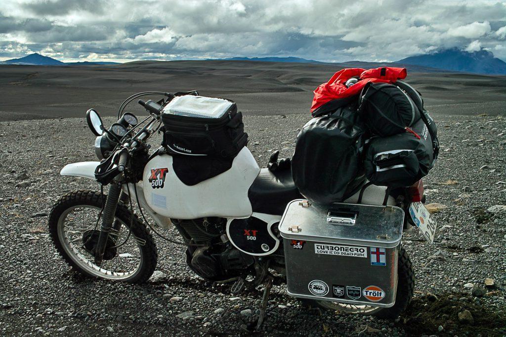 40 Jahre Yamaha XT 500