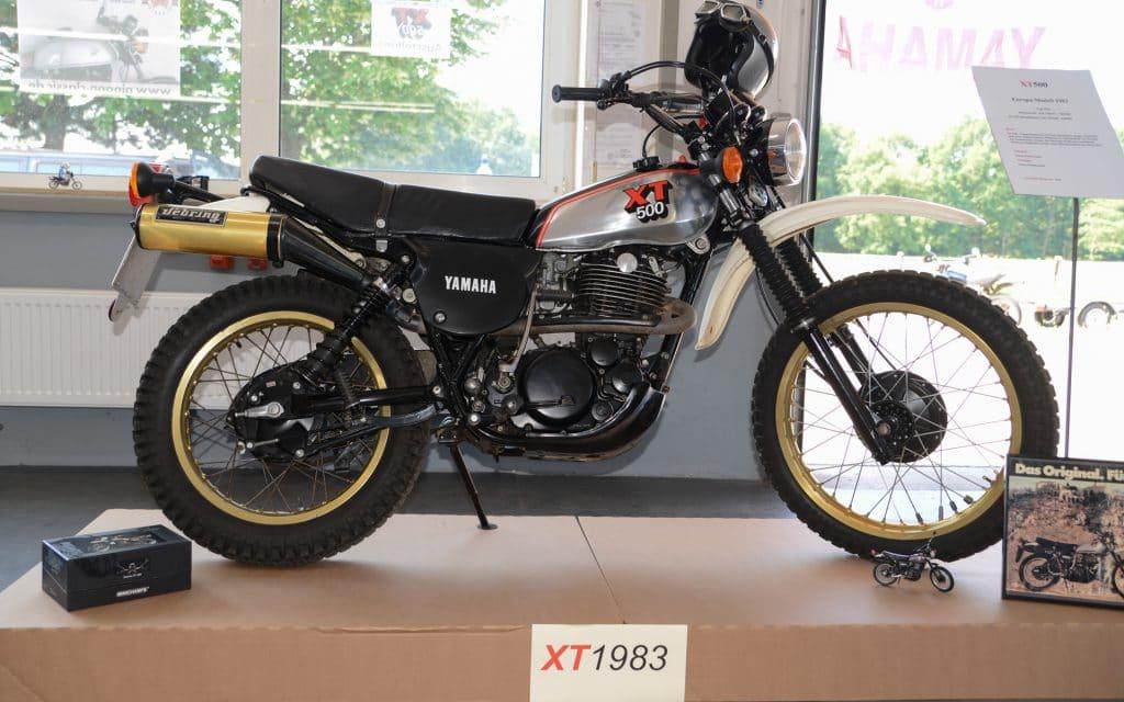Yamaha XT 500 1983
