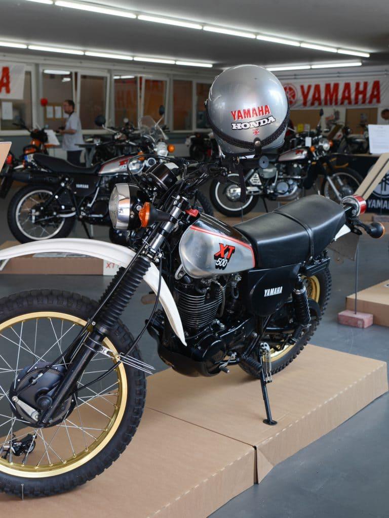 Yamaha XT500 1983