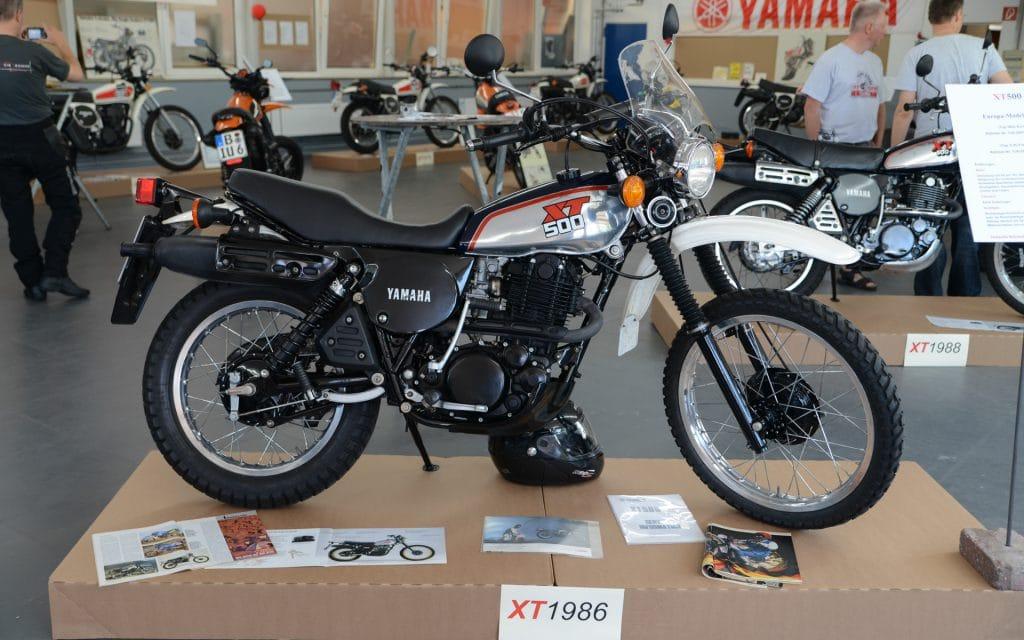 Yamaha XT 500 1986