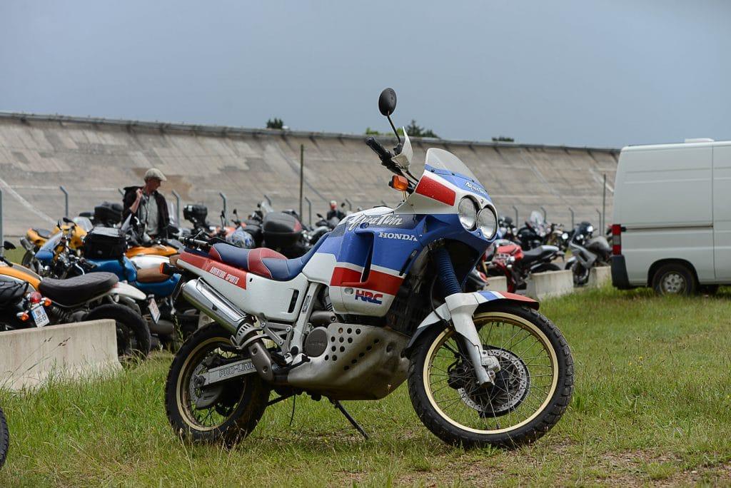 Honda Africa Twin (Quelle: Nippon-Classic.de)