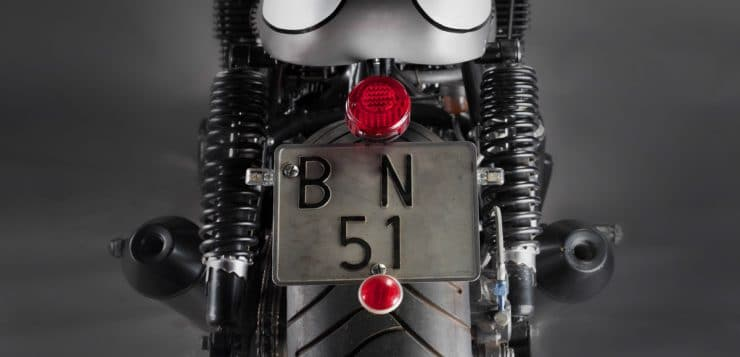 Honda CB 750 Nighthawk Café Racer