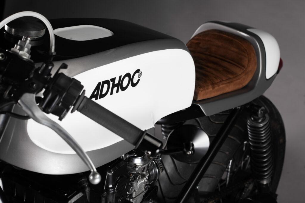 Der Tank für den Honda CB 750 Café Racer kommt von Europlast