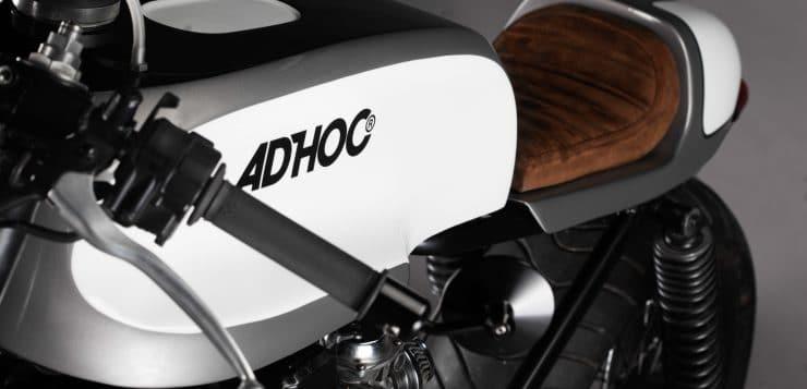 CB 750 von Ad Hoc Café Racers