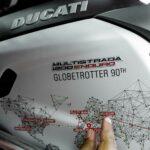 """Globetrotter 90th"""