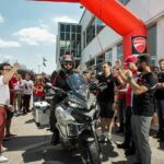 """Globetrotter 90th"" - Ducati"