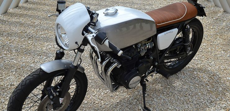 Honda CB 400 Four Café Racer