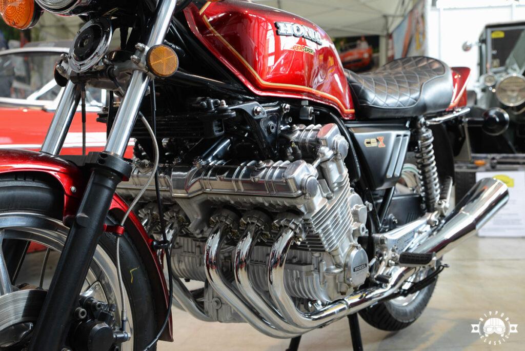 Mit der CBX1000 stieß Honda in neue Dimensionen vor