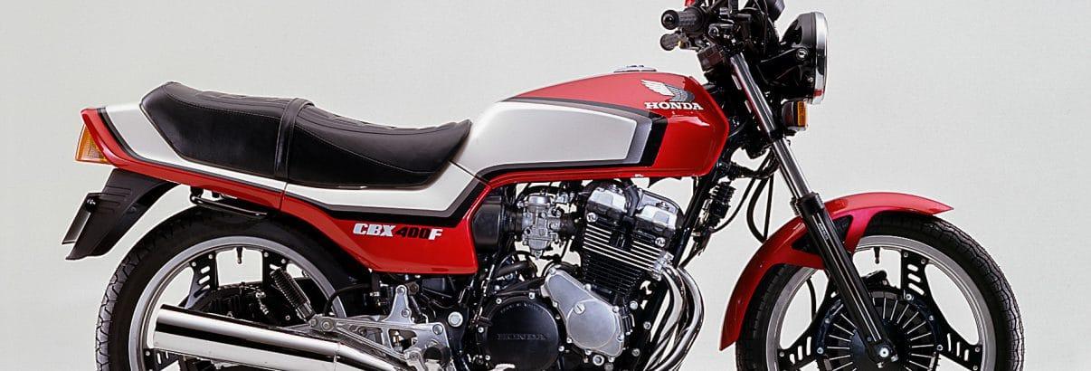 Honda CBX 400F – Leichtathlet der Mittelklasse