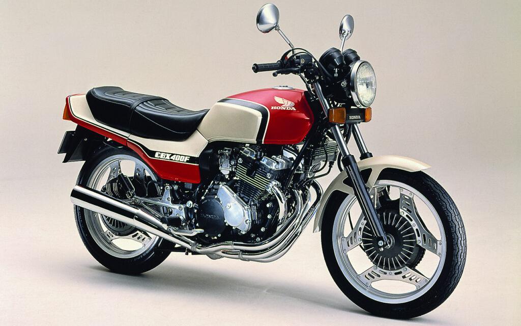 Die Honda CBX 400F war nicht für Deutschland bestimmt