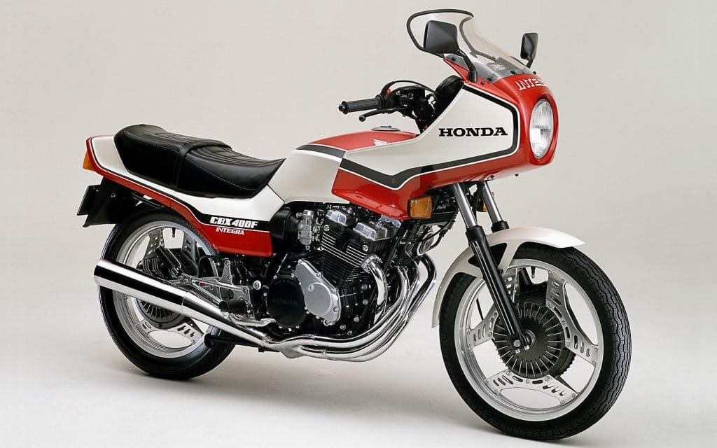 Honda CBX 400F Integra