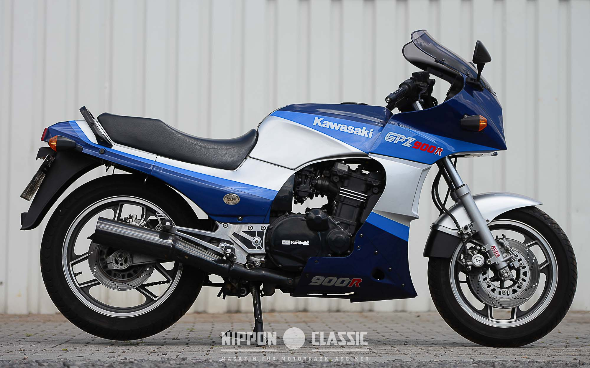 Kawasaki GPZ 900 R von 1987