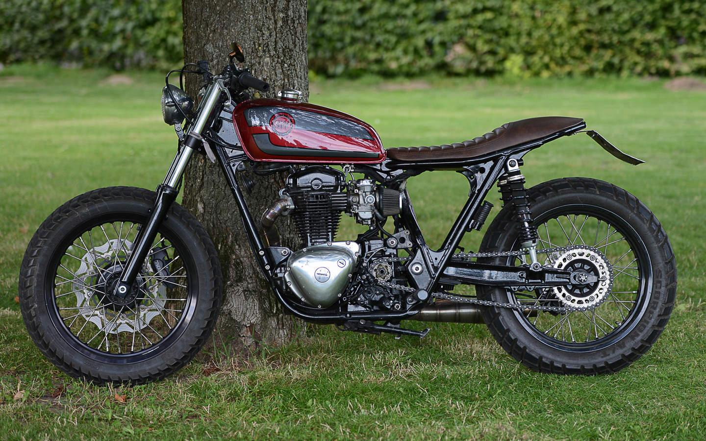 Kawasaki W650 Bratstyle