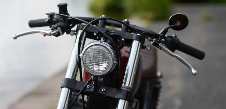 Kawasaki W 650 Bratstyle