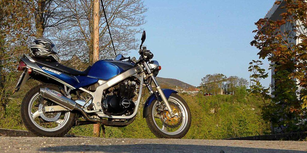 Die Suzuki GS 500 E leistete sich als Allrounder kaum Schwächen
