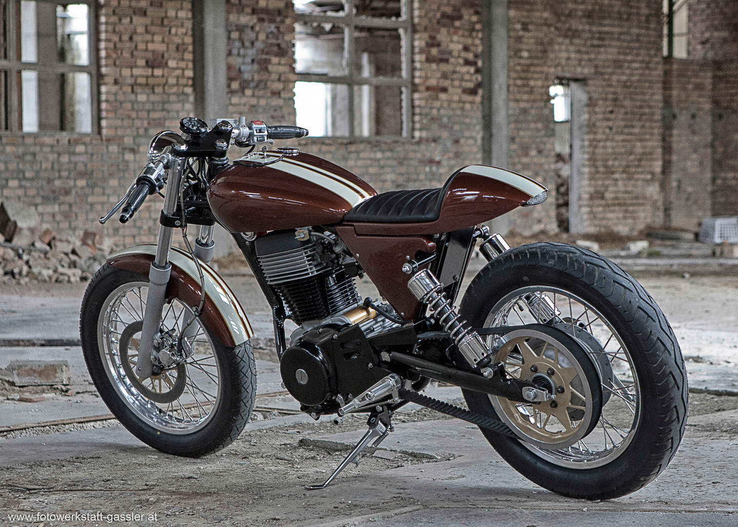 Suzuki Savage Cafe Racer
