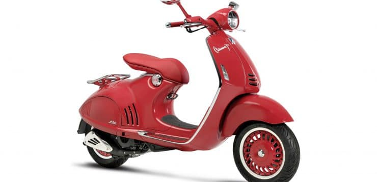 Vespa (RED)