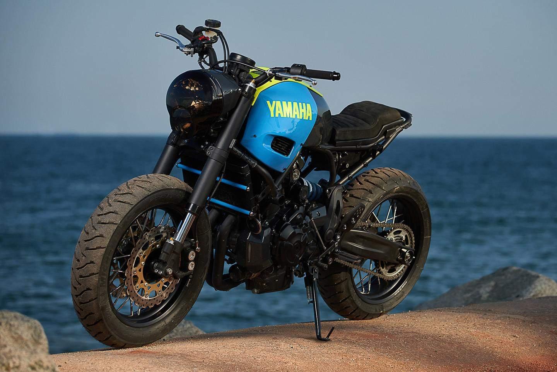 Yard Built Yamaha XSR700 Otokomae Von Ad Hoc Cafe Racers