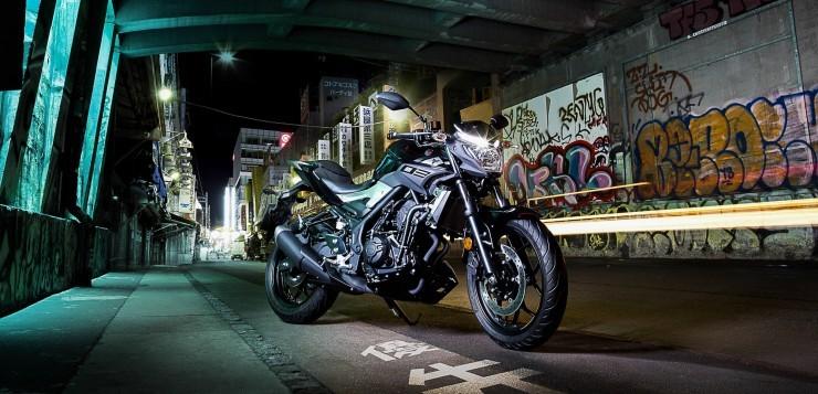 Yamaha MT-03 Rückruf