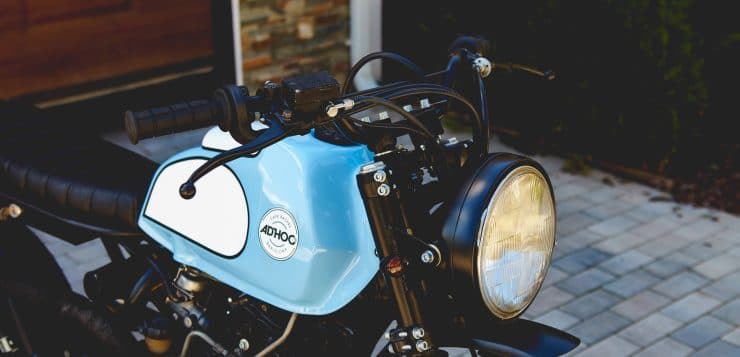 Yamaha XT 600 Flat Tracker