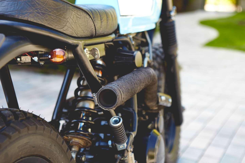 Yamaha XT 600 Flat Track