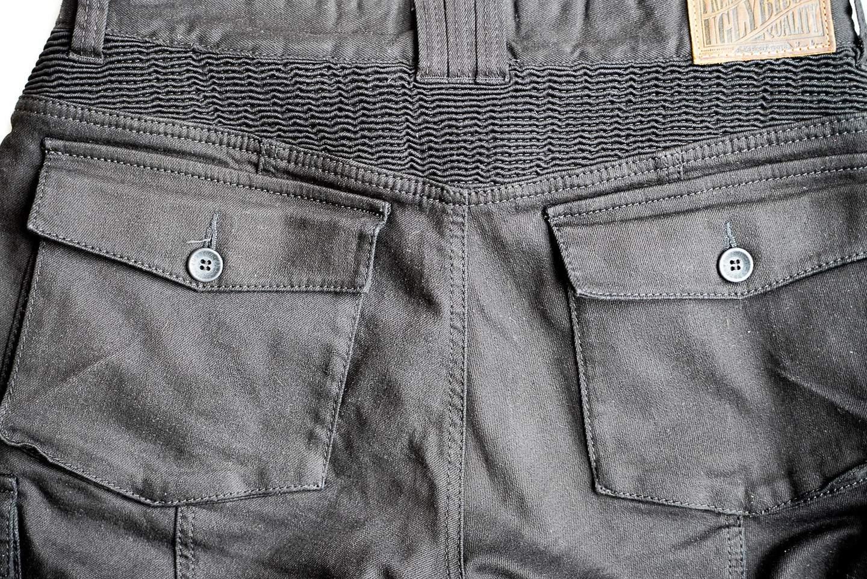beste Auswahl an starke verpackung am billigsten uglyBROS 'Motorpool' - die coole Biker Jeans im Check