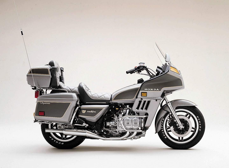 Honda Goldwing GL 1100 (1980-1983) – Die Langstrecken-Sänfte