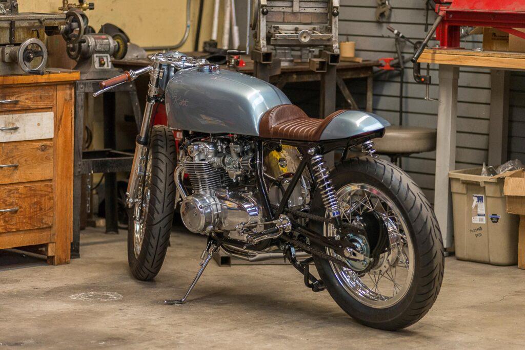 Die Honda CB 550 Falcon von Kott Motorcycles