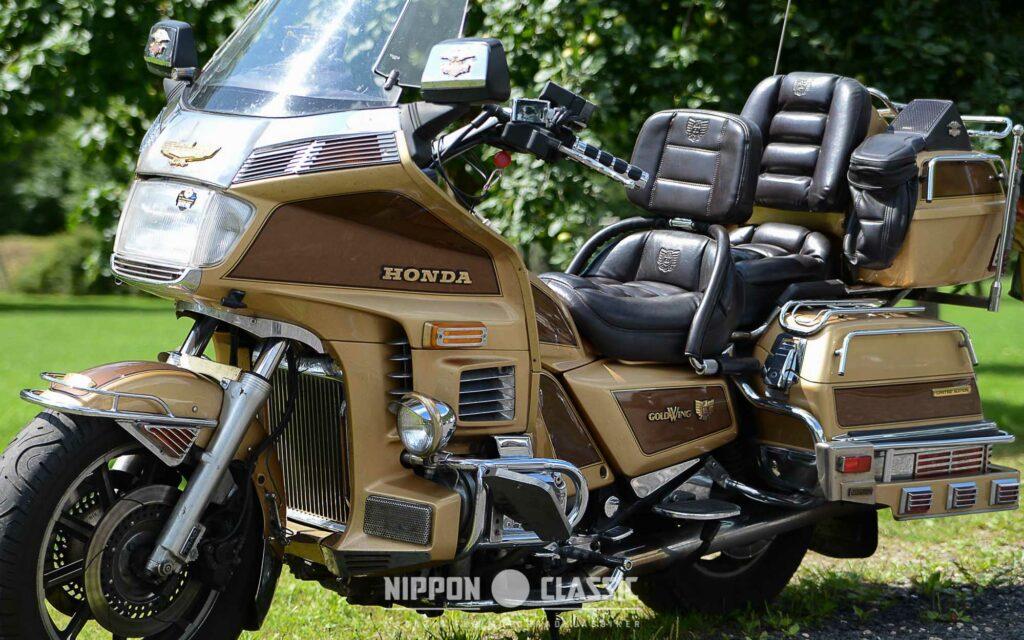 """Die Honda GL 1200 Goldwing war die """"Steilvorlage"""" fürdie Voyager"""