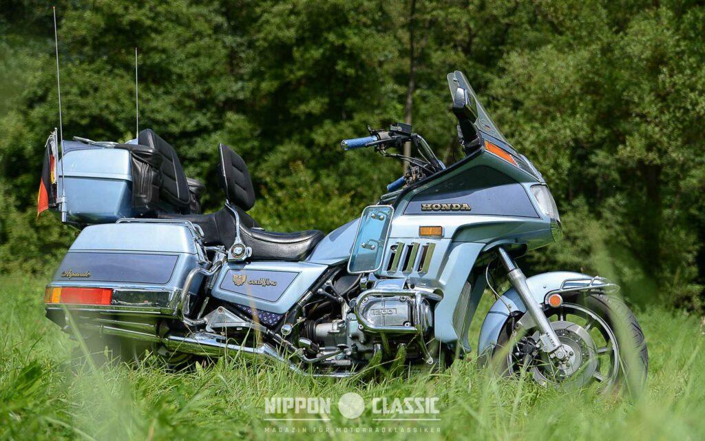 Die Honda GL 1200 Aspencade war das Topmodell