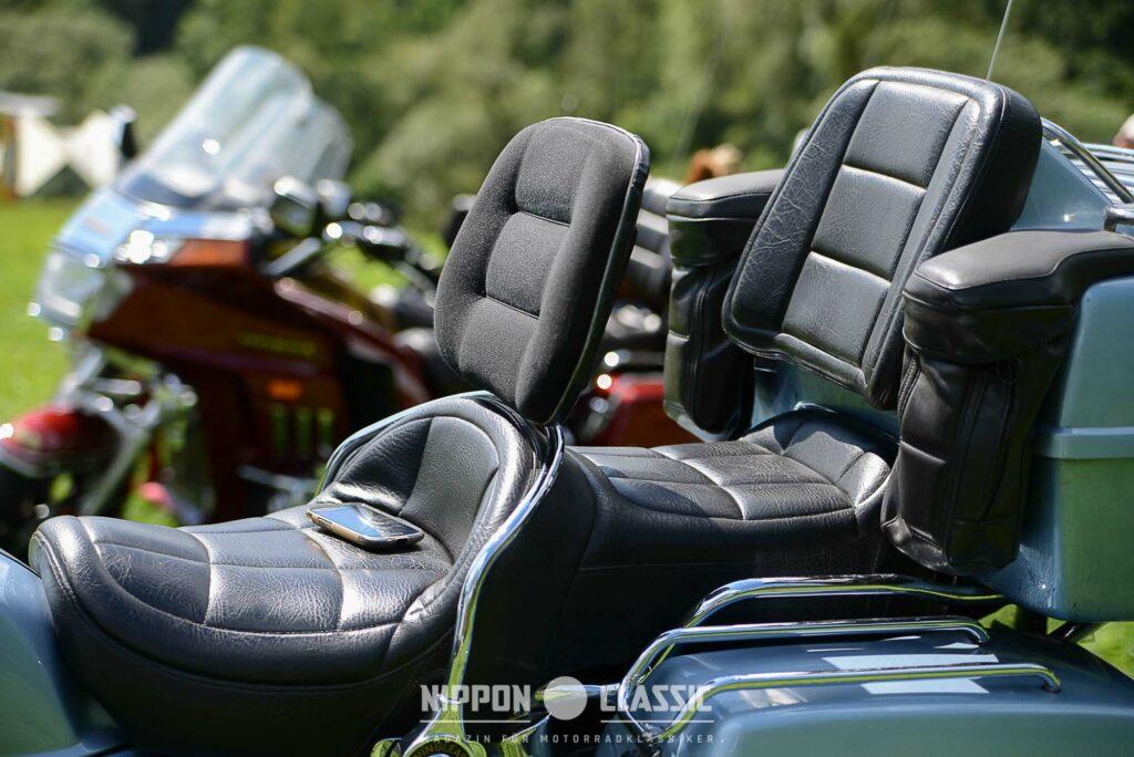 Gemacht für lange Touren: Honda Goldwing 1200 Aspencade