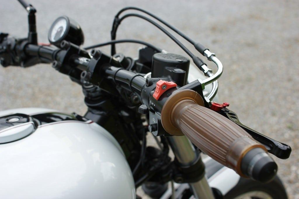 Kawasaki W650 Clubman