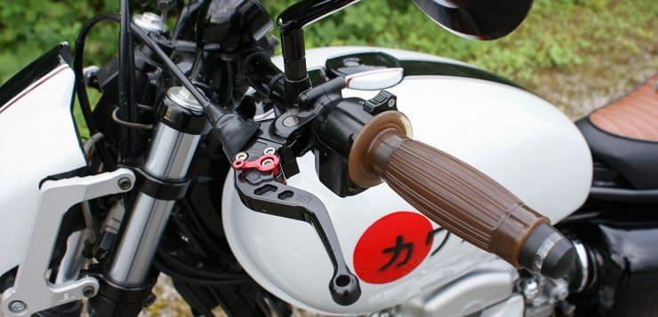 Kawasaki W650 Umbau