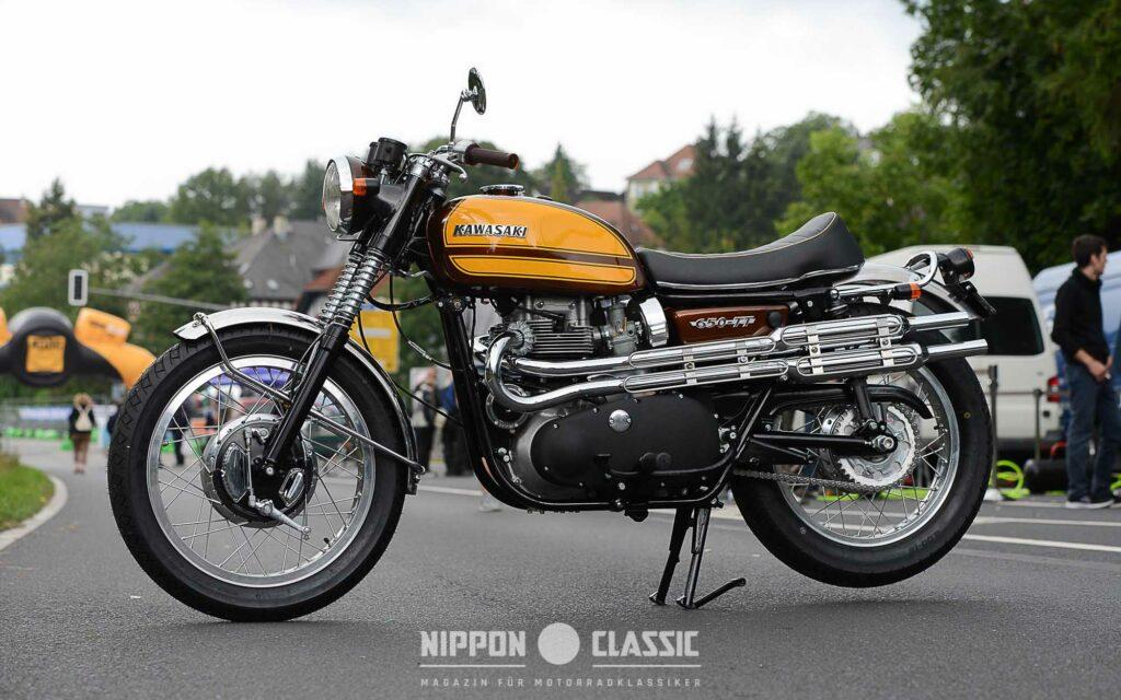 Für die Kawasaki Days vorbereitet: W2SS Spezial von Ralf Gille