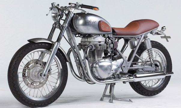W650 Cafe-Pur