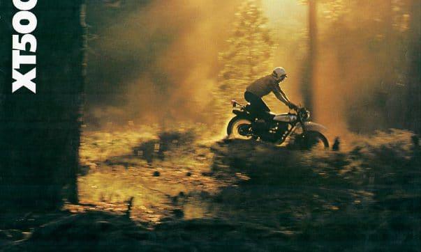 Yamaha XT 500 USA