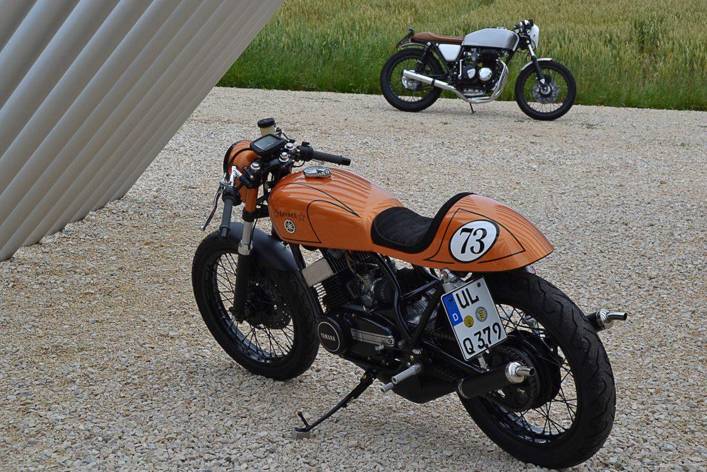 1973 Yamaha RD 250 Café Racer