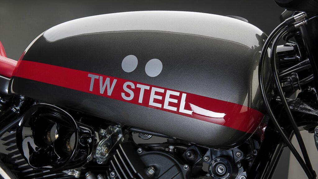 Die XV950 Son of Time entstand zusammen mit der Uhrenmarke TW Steel